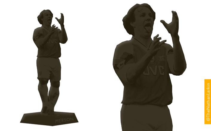 merson-statue