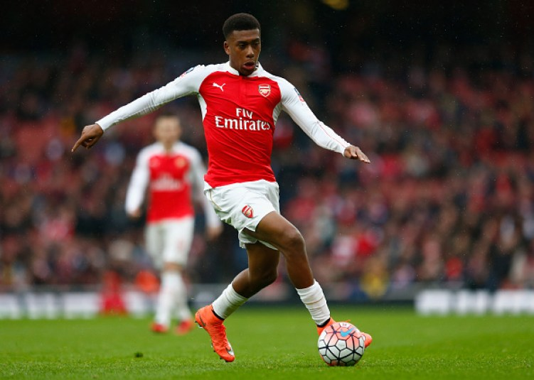 will Iwobi be the one that Arsene picks in his starting line up?