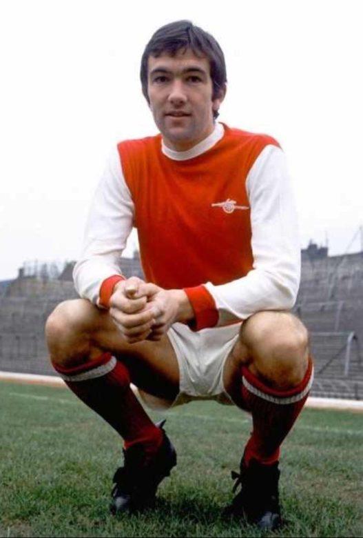 JON SAMMELS (1962-63 to 1970-71)