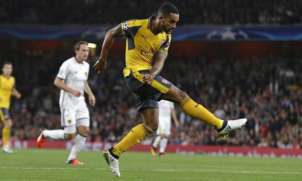 Theo v Basle at the double
