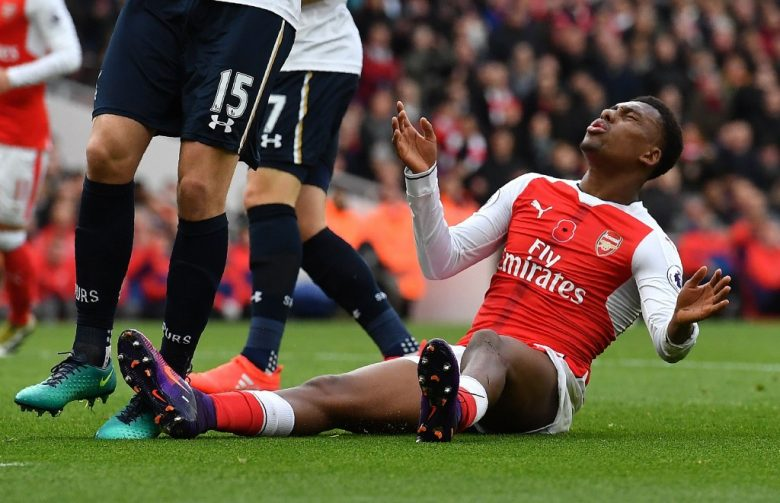Iwobi should have been substituted at HT
