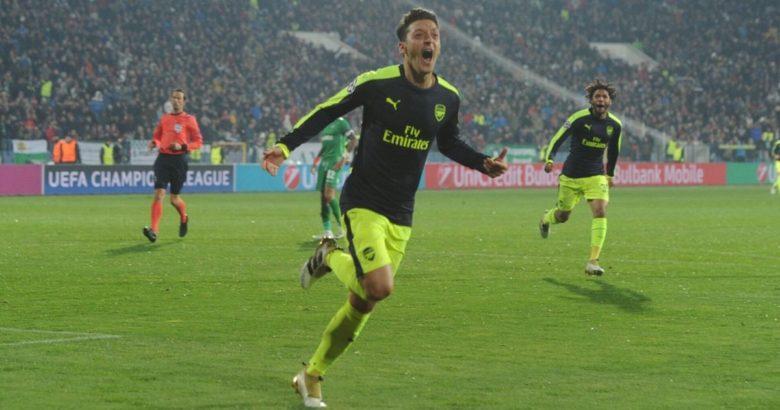 pfc-ludogorets-razgrad-v-arsenal-fc-uefa-champions-league