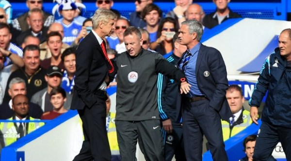 Wenger v Mourinho