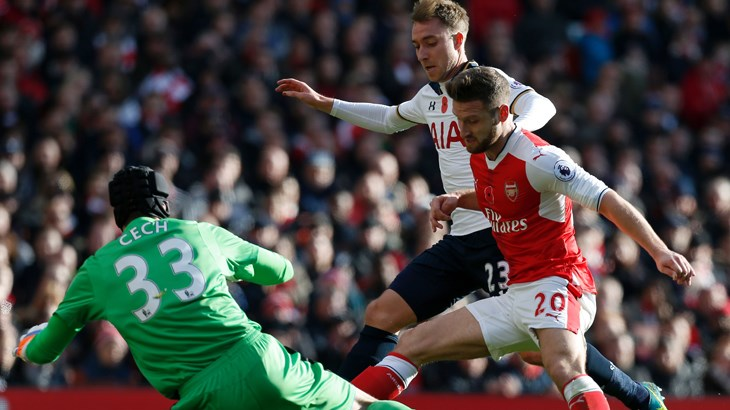Mustafi - Not as good as fan's are saying yet?