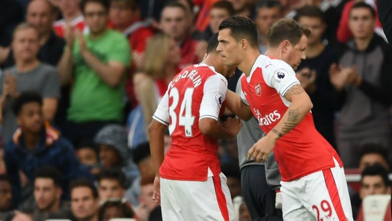Xhaha and Coquelin if Santi does not make it?