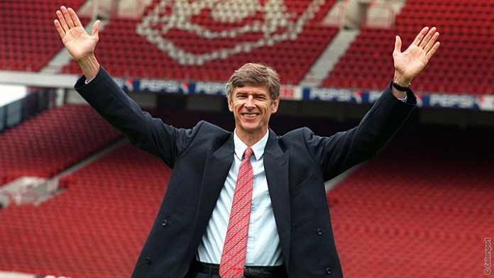 The New Wenger Arsenal 1996