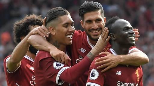 Liverpool celebrates