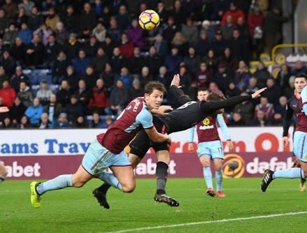 Ramsey gets a shove
