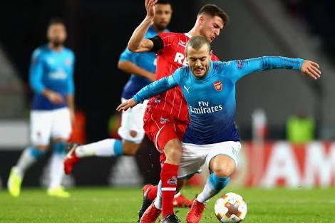Wilshere runs into another brick wall