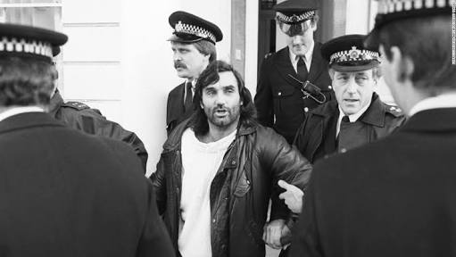George Best - he's not the Messiah, he's a very naughty boy