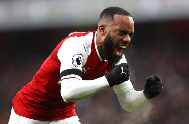 Lacazette finally broke his goal drought - but truth is, he should have had 2 or 3 more...