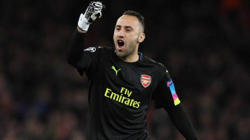 MOTM: substitute Ospina - with his hat-trick off the bench