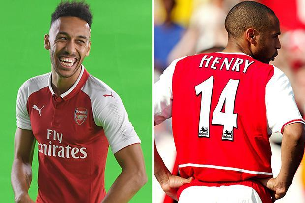 e7026510f To get the best of Aubameyang Arsenal must learn from how they supplied  Wrighty and Henry