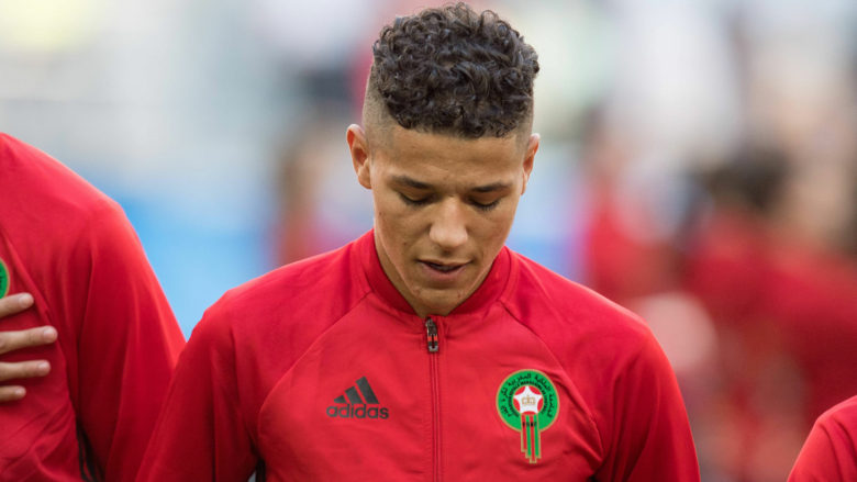 Amine Harit's Morocco is already knocked out of WC2018