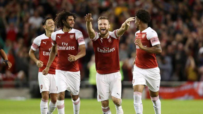 Happy Arsenal