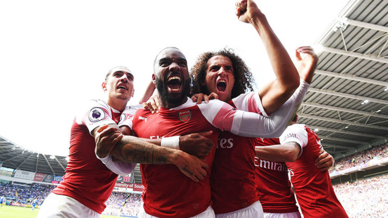 Arsenal seal the deal