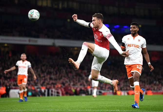 Ramsey in flight