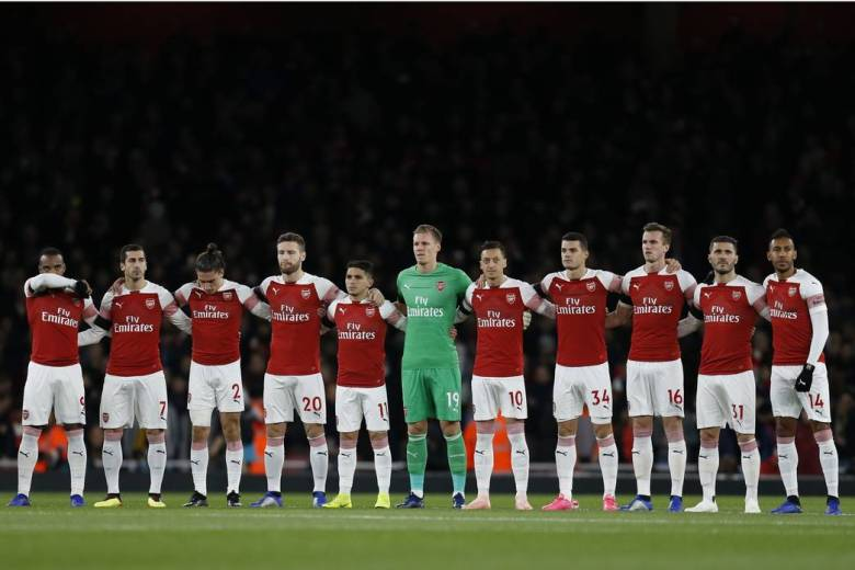 arsenal remembers