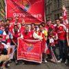 gaygooners at London Pride 2017