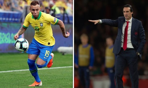 Everton Soares To Arsenal An Exclusive Scouting Interview With Brazilian Football Expert Gunners Town