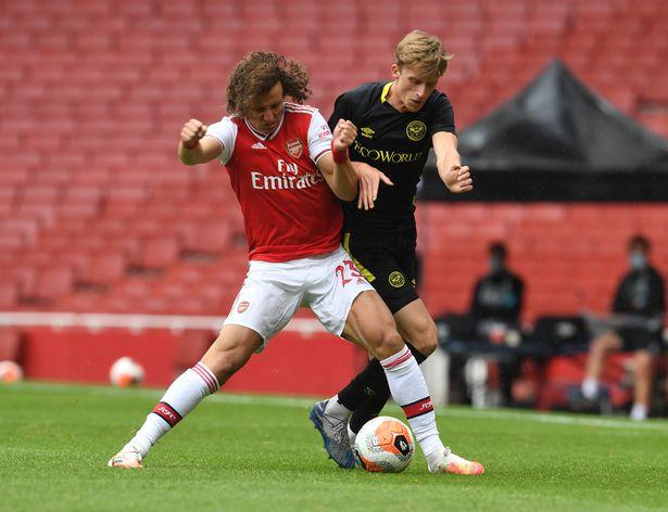 0 Arsenal-v-Brentford-Friendly-Luiz