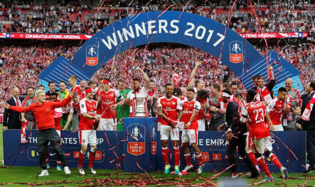 Arsenal's Pace on the Break and Through Balls Key – A Tactical ...