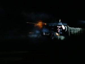 Gunsite Day 1 Night Shoot 020