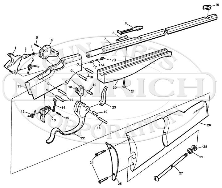 Diagram Stevens Shotgun Parts Diagram Diagram Schematic Circuit Iwcc