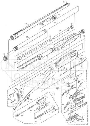 Parts List Schematic | Numrich