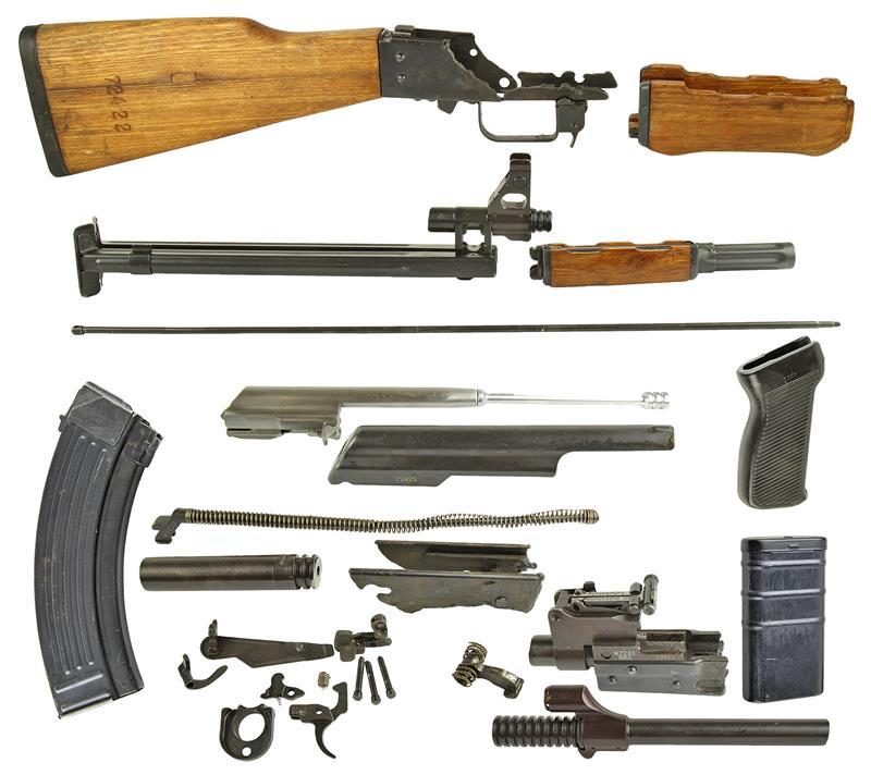 Yugoslavian Ak 47 Diagram