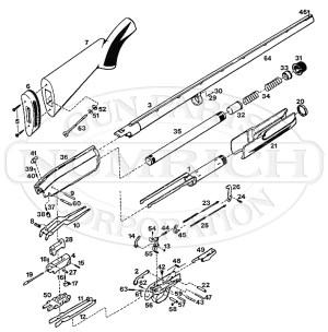 Browning Bps 20 Gauge Parts  mallbulkk
