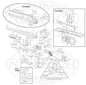PARTS LIST CITORI Accessories   Numrich Gun Parts