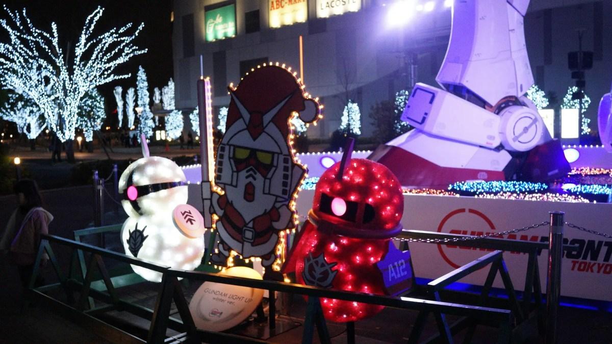 Gundam Christmas