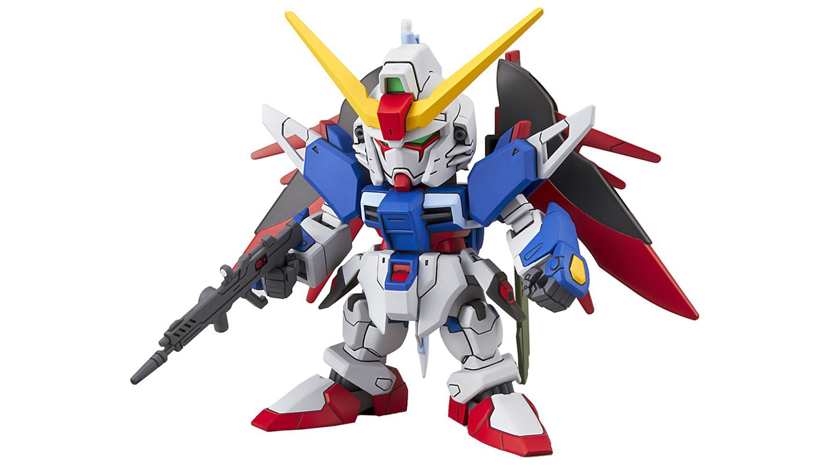 The Best Beginner Gunpla For Every Gundam Show 101 Bandai Original Model Kits Sd V If You Like