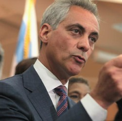 Chicago Mayor Rahm