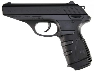 gamo p-25 blowback pellet pistol