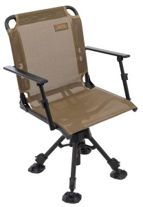 Image of the best hunting blind swivel chair - alps outdoorz stealth