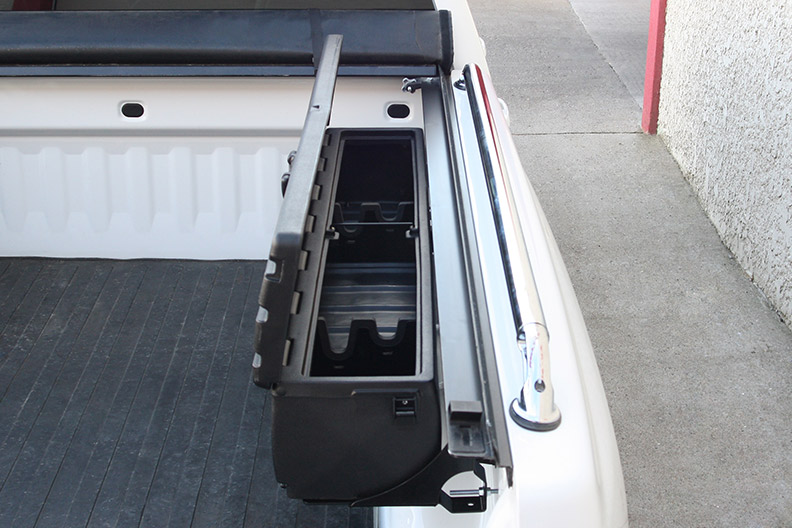 Truck Rack Bed Gun
