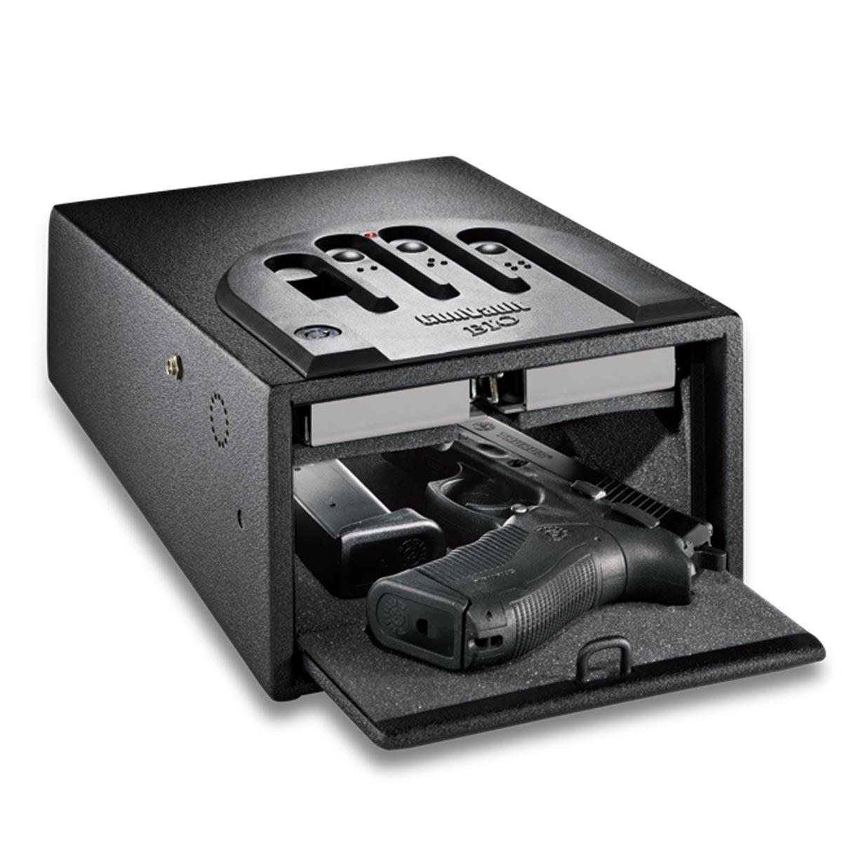 GunVault GVB1000 Pistol Safe MiniVault Biometric
