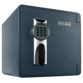 FirstAlert 2092DF Waterproof 1-Hour Fire Safe with Digital Lock