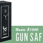 Best Gun Safe UNDER 1000: Our Top 5 Choices