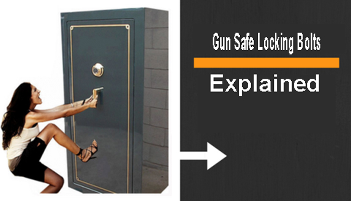 Gun Safe Locking Bolts Explained
