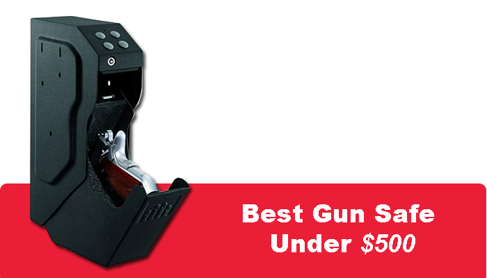 Best Gun Safe Under $500 – With Details Buying Guide