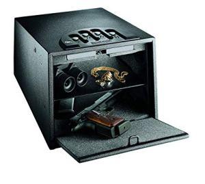 Gunvault Multi Vault GV2000C-DLX Deluxe Gun Safe