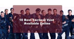 10 Best Tactical Vest Available Online