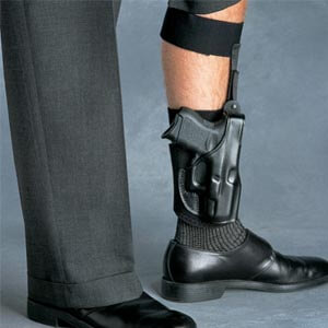 best ankle holster for glock 43