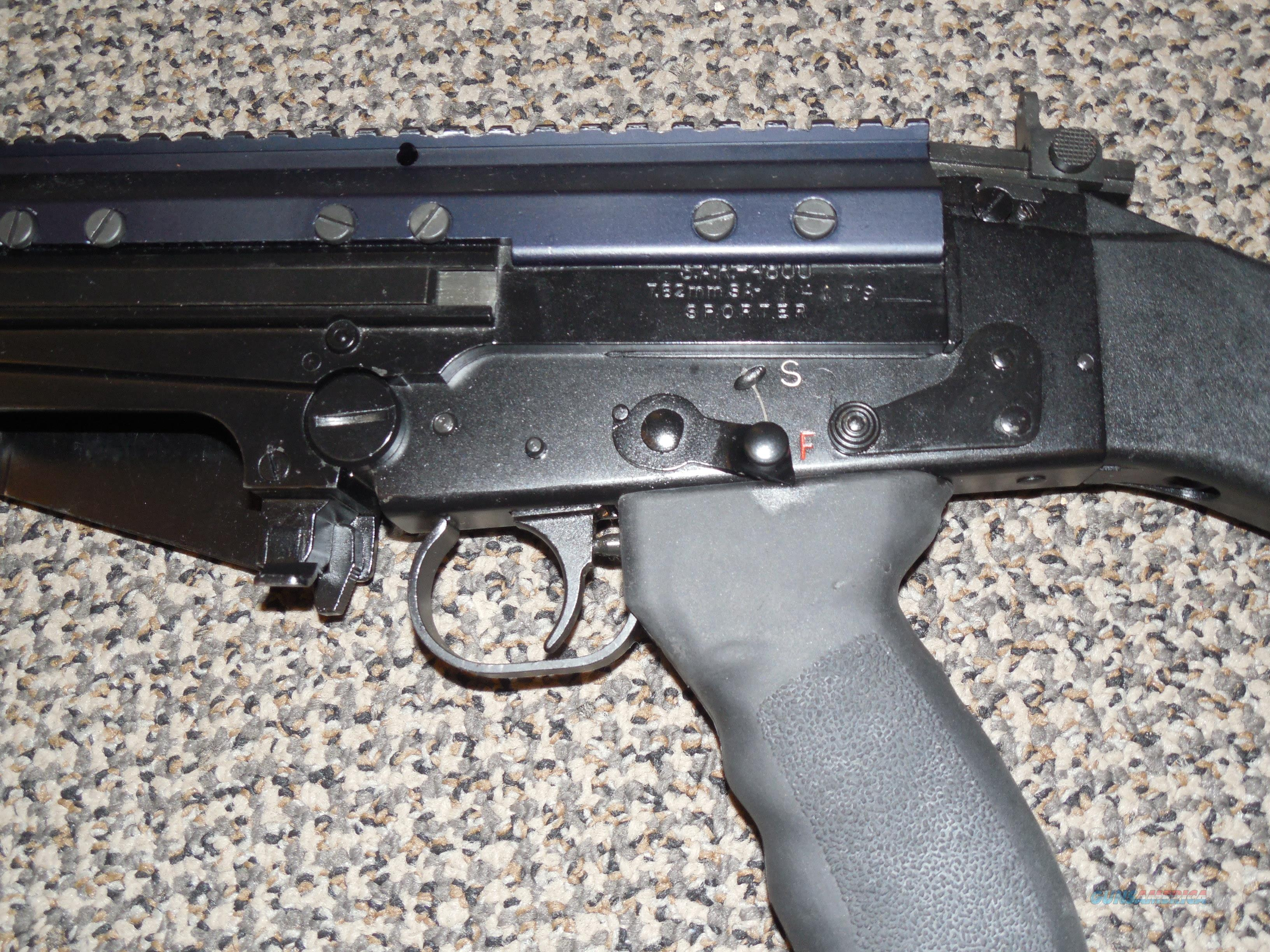 SPRINGFIELD ARMORY SAR 4800 FAL TYPE MATCH RIFL For Sale