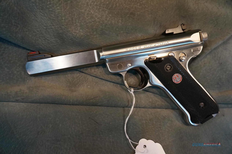 Ruger Mkii 22lr Kmk 512 For Sale