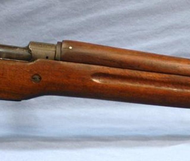 U S Army Model 1917 Eddystone Bolt Action Rifle 30 06 Spr Guns Rifles
