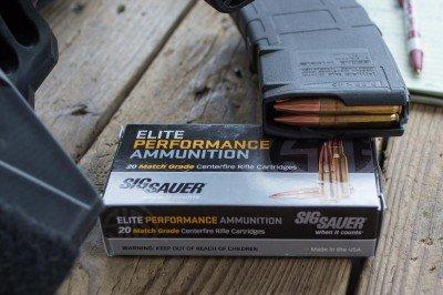 Sig Sauer Elite Performance 300 Blackout Match Subsonic
